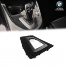 Genuine OEM BMW M Performance Center Console Trim (Carbon Pattern) For Gear Selector For F20 F21 F22 F23