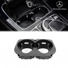 Genuine  Mercedes Benz Dual Cup Drink Holder Insert For W205 X253 W213 C238