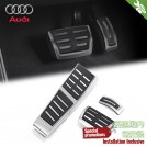 Genuine OEM Audi Stainless Steel Foot Pedal Cover For A6 C7 A7 - 2010-2017 (RHD)