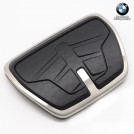 Genuine BMW Rubber Pad With Stainless Steel Inlay For BMW F40 F44 G20 G21 G30 F90 M5 G31 G32 GT G11 G12 G14 G15 F92 F93 M8 G01 G08 X3 F97 X3M G02 X4 F98 X4M G05 X5 G06 X6 G07 X7 G29 Z4