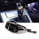 Automatic Aircraft Design Shift Knob Updated Look for BMW - LED (RHD)