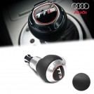 Genuine OEM Leather Gear Shift Knob TTS Style For Audi TT 8J (2006-2014)