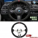 Genuine OEM Steering Wheel M Performance Full Alcantara Steering Wheel For BMW F20 F21 F22 F23 F30 F31 F32 F33 F36 F34 GT