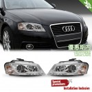Projector Front Head Light Lamp w/ DRL For Audi A3 8P Facelift 2008-2012 (RHD)