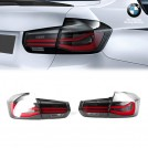 Genuine BMW M Performance Black Lines Rear Tail Lamp For 3 Series F30 F80 M3