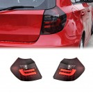 Led Rear Tail Lamp Light Red/smoke Lens W/ Indicator For BMW 1 Series E81 E87 Pre - 2004-2007 (RHD / LHD)
