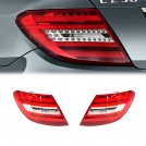 MERCEDES BENZ LED REAR TAIL LAMP LIGHT FOR C CLASS W204 PRE-FACELIFT - 2007-2011 (RHD / LHD)