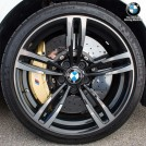 "Genuine OEM 19"" M Double Spoke 437M Light Alloy Rim Jet Bl.sol.paint Front Wheel For BMW F87 M2 & M2 Competition F80 M3 F82 M4 F83 M4"