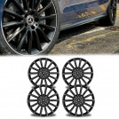 "Genuine Mercedes Benz 19"" Multi-spoke Rims Front & Rear Alloy Wheel For C Class W205 Amg C43"