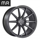 MJR Fly Wheels (MF-01) 19x9.5 5x112 +25 Wheel Rim MGM