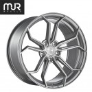 MJR Fly Wheels (MF-02) 19x9.5 5x112 +42 Wheel Rim Tinte Brush