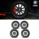 "Genuine OEM 20"" LA Wheel M Performance Double Spoke Orbitgrey 669m  Wheel/tire Set For BMW 5 Series G30 G31 (FORGED)"