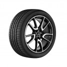 "Genuine 20"" Amg Alloy Front & Rear Wheel  For Mercedes Benz E Class W213 S213"