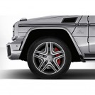"""Genuine 20"""" Amg Alloy Front & Rear Wheel  For Mercedes Benz G Class G63 / G65 AMG"""
