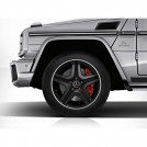 "Genuine 20"" Amg Alloy Front & Rear Wheel  For Mercedes Benz G Class W463 G63 / G65 AMG"