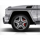 "Genuine 20"" Amg Alloy Front & Rear Wheel  For Mercedes Benz G Class G63 / G65 AMG"