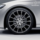 "Genuine 20"" AMG Multi-spoke Front & Rear Wheel For Mercedes Benz E Class W213"