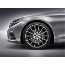 "Genuine 20"" AMG Alloy Front & Rear Wheel  For Mercedes Benz S-Class W222 W217"