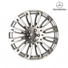 "Genuine 20"" Front & Rear Wheel For Mercedes Benz S Class W222 ( 8.5 X 20 ET36 / 9.5 X 20 ET43.5 )"