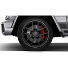 "Genuine 21"" Amg Forged Front & Rear Wheel  For Mercedes Benz G Class G63 / G65 AMG"