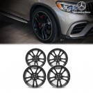 "Genuine 21"" AMG Front & Rear Wheel 5-double-spoke-design For Mercedes Benz GLC Class X253 C253"