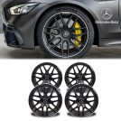 """Genuine 21"""" Froged Front & Rear Rim Black For Mercedes Benz AMG GT X290"""