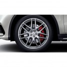 "Genuine 22"" Amg Front & Rear Wheel For Mercedes Benz GLE-Class C292"