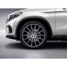 "Genuine 22"" Amg Multi Spoke Front & Rear Wheel For Mercedes Benz GLE-Class C292"