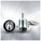 MISSION SPEED Magnetic Engine Oil Drain Bolt Set M20 P1.50 (15mm)