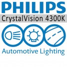 Philips Automotive Light Bulb - Crystal Vision 4300K