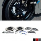 Alcon RC4 Rear 4 Pot Brake Kit W/ 360mm Brake Disc