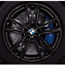 "Genuine BMW 20"" M Double Spoke 611 Front & Rear Light Alloy Wheel For  X5M F85 / X6M F86"