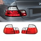 Led Rear Tail Lamp Light W/ Red Lens W/ Indicator For BMW 3 Series E46 LCI 2Dr  (RHD / LHD) - 2003-2006