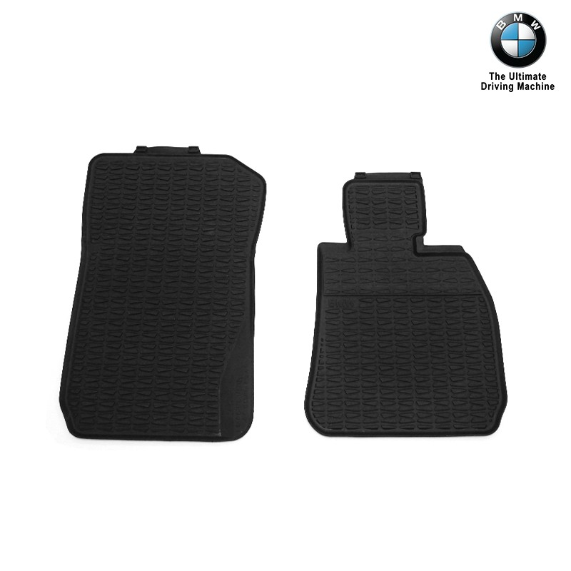 Genuine Oem All Weather Rubber Floor Mats For Bmw X1 E84