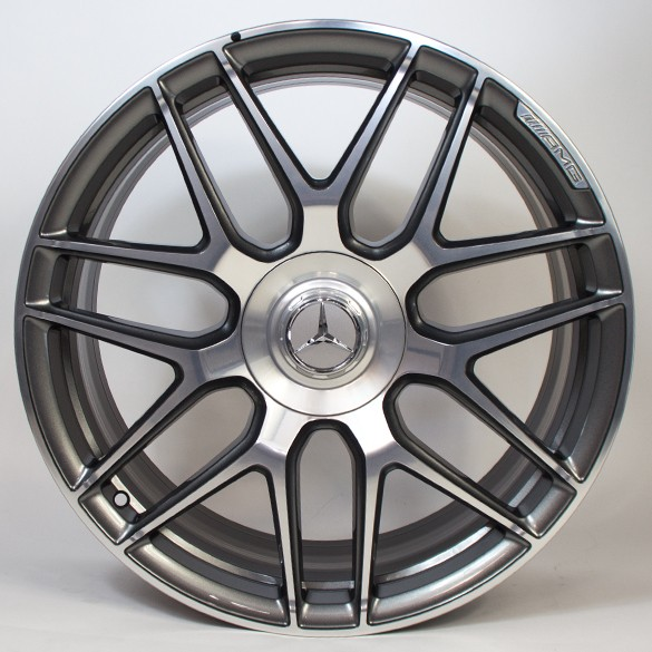 Genuine 20 amg forged front rear wheel for mercedes for Rims mercedes benz